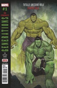 [Generations: Banner Hulk & Totally Awesome Hulk #1 (3rd Printing) (Product Image)]