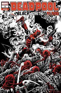 [Deadpool: Black White & Blood #1 (Hotz Variant) (Product Image)]