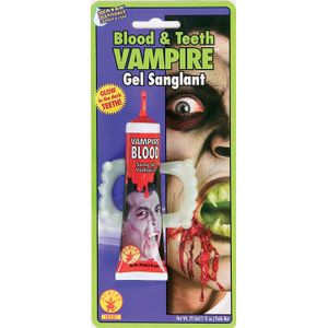 [Vampire: Blood And Glow In The Dark Teeth Pack (Product Image)]