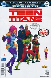 [Teen Titans #9 (Product Image)]