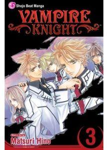 [Vampire Knight: Volume 3 (Product Image)]