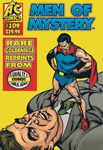 [Men Of Mystery #109 (Product Image)]