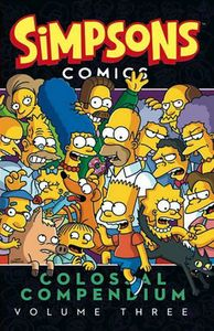 [Simpsons Comics: Colossal Compendium: Volume 3 (Product Image)]