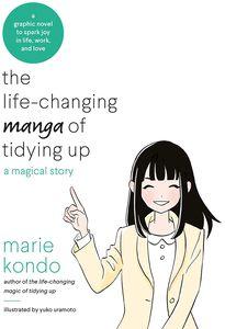 [The Life Changing Manga Of Tidying Up (Product Image)]