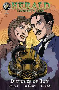 [Herald Lovecraft & Tesla Bundles Of Joy #2 (Product Image)]