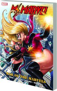 [Ms Marvel: Volume 8: War Of Marvels (Product Image)]