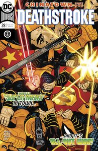 [Deathstroke #28 (Product Image)]