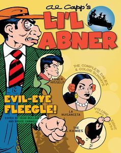 [Li'l Abner: The Complete Dailies & Color Sundays: Volume 8 (Product Image)]
