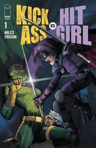 [Kick-Ass Vs Hit-Girl #1 (Cover A Romita Jr) (Product Image)]