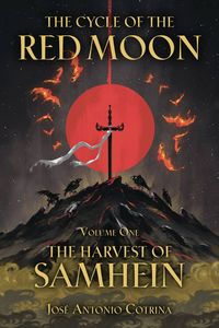 [Cycle Of The Red Moon: Volume 1: The Harvest Of Samhein (Product Image)]