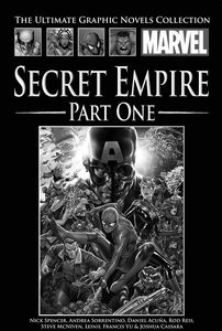 [Marvel Graphic Novel Collection: Volume 221: Secret Empire: Part 1 (Product Image)]