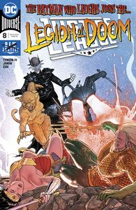 [Justice League #8 (Product Image)]