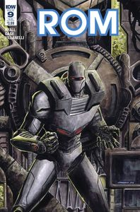 [Rom #9 (Subscription Variant B) (Product Image)]
