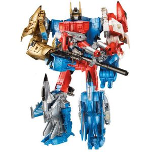 [Transformers: Combiner Wars: Action Figure Box Set: G2 Superion Aerialbots (Product Image)]