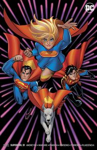 [Supergirl #31 (Variant Edition) (Product Image)]