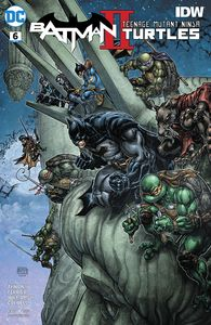 [Batman/Teenage Mutant Ninja Turtles I #6 (Product Image)]