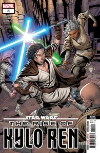 [Star Wars: Rise Of Kylo Ren #3 (2nd Printing Sliney Variant) (Product Image)]