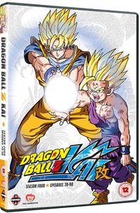 [Dragon Ball Z Kai: Season 4 (Product Image)]