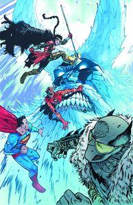 [Justice League: Endless Winter #2 (Daniel Warren Johnson Card Stock Variant) (Product Image)]