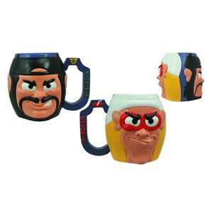 [Jay & Silent Bob: Mug: Bluntman & Chronic (Product Image)]