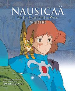 [Nausicaa Of The Valley Of The Wind Picture Book (Hardcover) (Product Image)]
