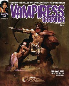 [Vampiress Carmilla Magazine #4 (Product Image)]