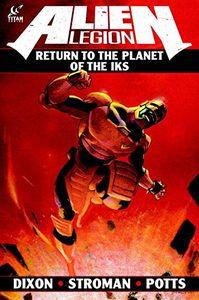 [Alien Legion: Omnibus: Vector Red (Product Image)]