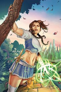 [Oz: Heart Of Magic #1 (Cover A Coccolo) (Product Image)]