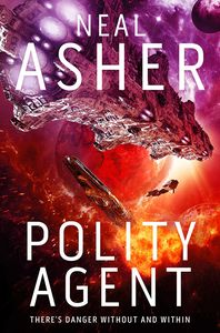 [Agent Cormac: Book 4: Polity Agent (Product Image)]