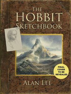 [The Hobbit Sketchbook (Hardcover) (Product Image)]
