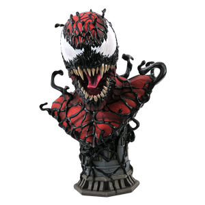 [Marvel Legends In 3D: 1:2 Scale Bust: Carnage (Product Image)]
