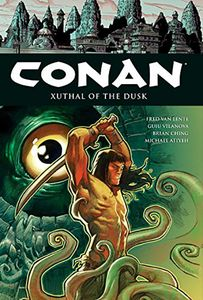 [Conan: Volume 19: Xuthal Of The Dusk (Hardcover) (Product Image)]