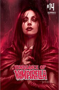 [Vengeance Of Vampirella #14 (Parrillo Tint Variant) (Product Image)]