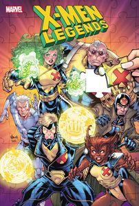 [X-Men: Legends #5 (Product Image)]