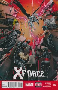 [X-Force #15 (Product Image)]