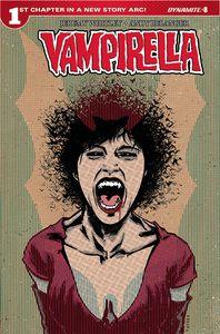 [Vampirella #8 (Cover B Fornes) (Product Image)]