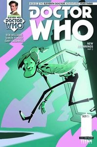[Doctor Who: 11th Doctor: Year Three #2 (Cover C Baxter) (Product Image)]