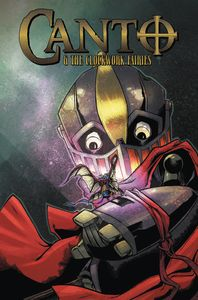 [Canto & The Clockwork Fairies (One Shot) (Cover A Zucker) (Product Image)]