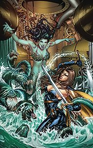 [Belle: Beast Hunter #3 (Cover B Krome) (Product Image)]