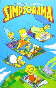 [Simpsons Comics: Simpsorama (Product Image)]