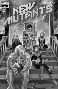 [New Mutants #6 Dx (Product Image)]
