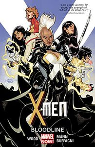 [X-Men: Volume 3: Bloodline (Product Image)]