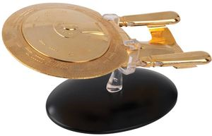 [Star Trek: Starships Special #20: Gold Enterprise NCC-1701-D (Product Image)]