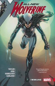 [All New Wolverine: Volume 4: Immune (Product Image)]