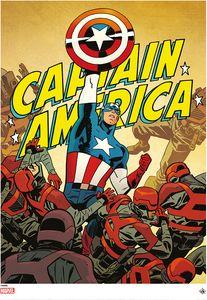 [Marvel: Giclee Print: Samnee Captain America (Product Image)]