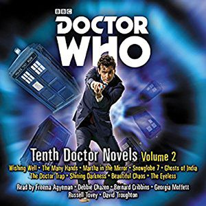 [Doctor Who: Tenth Doctor Novels: Volume 2 CD (Product Image)]