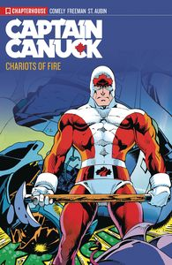 [Captain Canuck Archives: Volume 2: Chariots Of Fire (Product Image)]