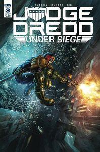 [Judge Dredd: Under Siege #3 (Cover B Quah) (Product Image)]