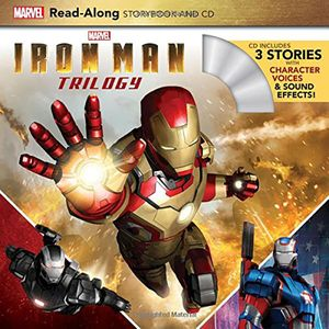 [Iron Man Trilogy: Read-Along Storybook & CD (Product Image)]