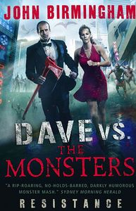 [Dave Vs The Monsters: Book 2: Resistance (Product Image)]